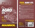 Mannol 7858 Agro Formula S API TC 1L