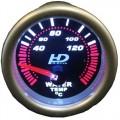Td Autós sport Műszer vízhőmérséklet mérő sötétített lencse OR-LED7702-2