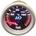 Td Autós sport Műszer olajhőmérséklet mérő sötétített lencse OR-LED7703-2