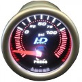 Td Autós sport Műszer olajnyomásmérő sötétített lencse OR-LED7704-2