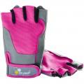 Olimp Sport Nutrition Olimp Fitness One női edzőkesztyű (pink)