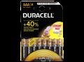 DURACELL Basic alkáli AAA ceruzaelem 8 db