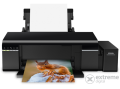 Epson L805 külső tintatartályos wifi-s fotónyomtató (CD/DVD nyomtatás)