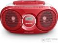 Philips AZ215R/12 CD-s rádió