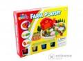 Kid`s Toys Farm építő gyurmakészlet, 20 darabos