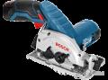 Bosch Professional GKS 12 V- 26 akkus körfűrész, L-Boxx