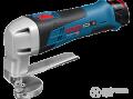 Bosch Professional GSC 12 V-13 akkus lemezvágó olló, L-Boxx