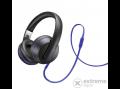 MAGNAT LZR 580S fejhallgató, fekete/kék
