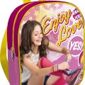 Soy Luna Disney hátizsák táska enjoy 24cm