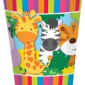 Jungle , Dzsungel pohár, műanyag 473 ml