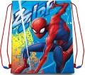 Pókember , Spiderman tornazsák 40cm