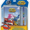 Super Wings napló és toll Jatt