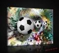 Consalnet Football, vászonkép, 80x60 cm méretben