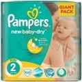 PAMPERS Active Baby -Dry pelenka mini 100-db-os 2