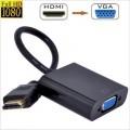 HDMI-VGA átalakító, konverter - Monitorokhoz projektorokhoz, egyéb VGA képes eszközökhöz
