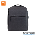 "Xiaomi Mi City Minimalist Urban Backpack - 14"" notebook laptop táska hátizsák - sötétszürke"