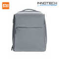"Xiaomi Mi City Minimalist Urban Backpack - 14"" notebook laptop táska hátizsák - világosszürke"