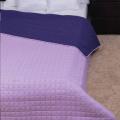 LAURA lila ágytakaró 235x250 cm