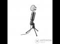 Trust Madell Studio design állványos mikrofon, fekete