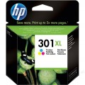 HP 301XL Color eredeti tintapatron