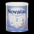 Novalac 2 tejalapú anyatej-kiegészítő tápszer 400g