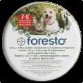 Foresto bolhanyakörv 8 kg-ig kutya, macska 1x