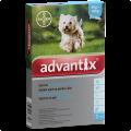 Advantix spot-on cseppek kutyának 4-10 kg 1x1ml