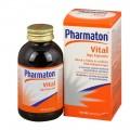 Pharmaton Vital lágy kapszula 100x üvegben