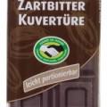 Rapunzel bio Tortabevonó étcsokoládés, 200 g