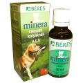 Béres Minera cseppek kutyáknak, 30 ml