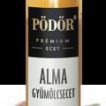 Pödör Bio Alma gyümölcsecet, 500 ml