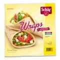 Schar Schär Wraps gluténmentes tortilla tekercs, 160 g