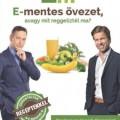 Sebestyén Balázs-Tóth Gábor: E-mentes övezet, avagy mit reggeliztél ma?