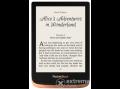 POCKETBOOK 632 Touch HD 3, sötétbarna