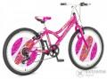 Explorer Daisy 24 rózsaszín gyerek kerékpár