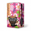 Clipper bio Flower Power bodza-lime tea, 20 filter