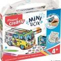 """MAPED CREATIV 3D színező kreatív készségfejlesztő készlet, , """"Mini Box"""""""