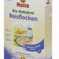 Holle bio babakása, rizspehely 250 g