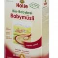 Holle bio babamüzli kása 250 g