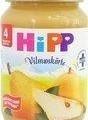 Hipp bébiétel, vilmoskörte 190 g