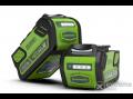 GREENWORKS G40B6 akkumulátor, 40V/6Ah, lítium ionos