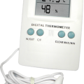 Digitális hőmérséklet- és páratartalommérő kábellel