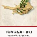 Tongkat Ali (Eurycoma longifolia) gyökér aprított