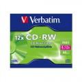 Verbatim CD-RW 700MB 12x Újraírható CD lemez (43148)