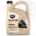TruckerShop K2 hűtőfolyadék G11 (-70 °C) KÉK 5L