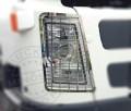 TruckerShop Volvo inox fényszóró rács párban