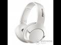 Philips SHB3175WT/00 Bass+ Bluetooth headset, fehér