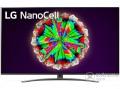 LG 55NANO813NA NanoCell webOS SMART 4K Ultra HD HDR LED Televízió