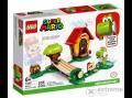LEGO ® Super Mario™ 71367 Mario™ háza & Yoshi kiegészítő szett