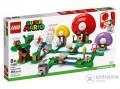 LEGO ® Super Mario™ 71368 Toad kincsvadászata kiegészítő szett